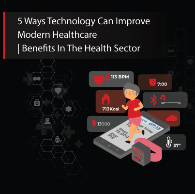 5 Ways Technology Can Improve Modern Healthcare  Benefits In The Health Sector